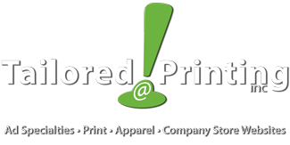 Tailored Printing Logo